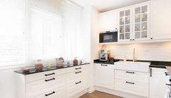 Landelijke Keuken Tegels : Wandtegels in de keuken voorbeeld en inspiratie