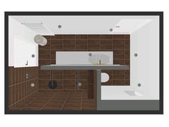 Vloertegels Badkamer Mosa : Woningbouw u e mosa tegels