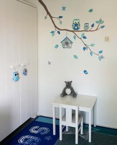Muurstickers Babykamer Tijgertje.De Leukste Ideeen Over Muurschildering Tak Babykamer Vind Je Op
