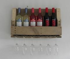 De Leukste Ideeën Over Wijnrek Maken Vind Je Op Welkenl