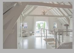 Houten balken plafond wit schilderen archidev