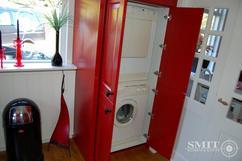 Kast Wasmachine Droger : Kast om wasmachine kast om wasmachine en droger idee n voor