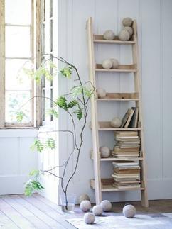 een ladder