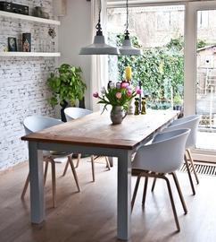Mooie Witte Eettafel Stoelen.Collectie Eetkamer Verzameld Door Marcelenrian Op Welke Nl