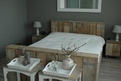 Slaapkamer Met Steigerhout : Slaapkamer van steigerhout u senz bouw