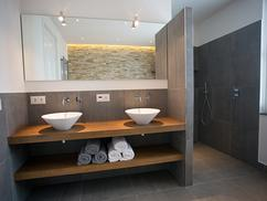 Badkamer Wastafel Blad : Houten wastafelblad badkamer: badkamer wastafel hout : houten