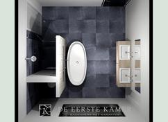 Handige Indeling Badkamer : Luxe badkamers voorbeelden inspiratie
