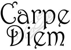 carpe diem betekenis