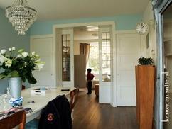 Eetkamer In Woonkamer : Roomdivider tussen eetkamer en woonkamer obly