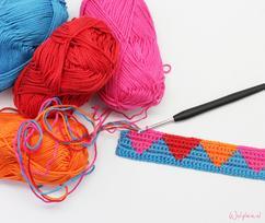 Trend Tapestry Haken Ook Kunnen Bekijk De Uitleg Op Wolplein