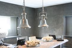De Leukste Ideeen Over Industriele Lampen Boven Eettafel Vind Je