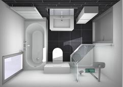 Badkamer Indeling Ideeen : Badkamer ideeën bergh badkamers