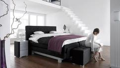 Boxspring Slaapkamer Set : Complete slaapkamerset inclusief boxspring almina decor wonen