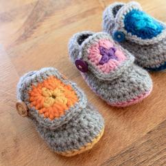 Collectie Haak Zelf Deze Lieve Babyslofjes Verzameld Door Welkenl