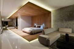 Verhoging In Slaapkamer : Een luxueus slaapkamer appartement met frontaal zeezicht te koop