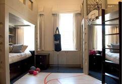 inspiratie jongens slaapkamer