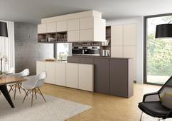 Kastjes Open Keuken : Open kast keuken een kallax kast ombouwen tot poppenhuis with
