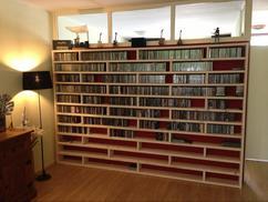 schitterende cd kast robuuste uitstraling van het