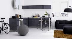 Zwart Keuken Kvik : Zwart keuken kvik gehoor geven aan uw huis
