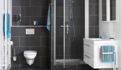 Collectie: Ideelideeën voor de kleine(re) badkamer, verzameld door ...