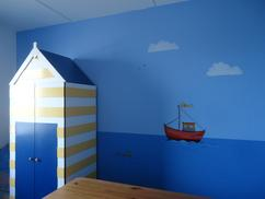 Kinderkamer Kinderkamer Thema : Rustieke kinderkamer thema van van inrichting huis