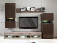 Tv Wandmeubel Bruin.Collectie Tv Meubels Verzameld Door Meubel Nova Op Welke Nl