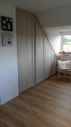 De Leukste Ideeën Over Kast Onder Schuine Wand Zelf Vind