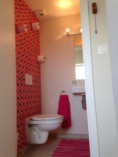 origineel behangpapier voor toiletwc van koziel wc toilet