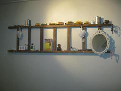 Houten Ladder Decoratie : Eigen huis ontwerp houten ladder zelf maken eigen huis