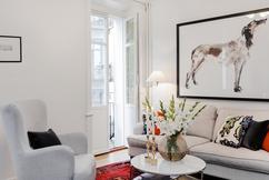 Inrichten Klein Huis : Kleine woonkamer interieur inrichting