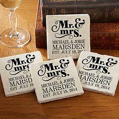 cadeau voor bruidegom van bruid
