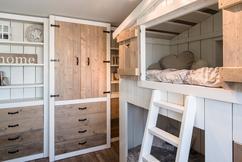 Kinderkamer van steigerhout kinderkamer slaapkamers