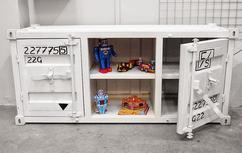 Woonkamer Kast Wit : Opbergkasten kopen kasten vind je óók bij leen bakker