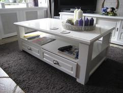 Salon Tafel Hout : Goedkope houten salontafel salontafel walnoothout voor salon tafel
