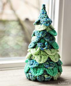De Leukste Ideeën Over Haken Kerstboom Vind Je Op Welkenl