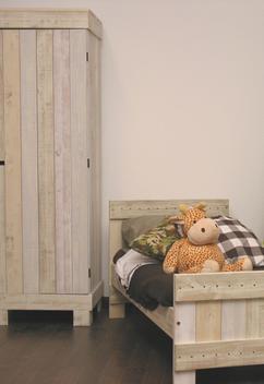 De Leukste Ideeën Over Steigerhouten Bed En Kast Vind Je