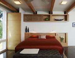 Rode Slaapkamer Ideeen : Groene slaapkamermuren rode accenten ipv blauw groen slaapkamer