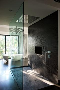 Awesome Zwarte Wormpjes In Badkamer Contemporary - Modern Design ...