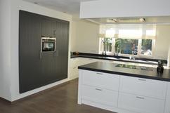 Keuken Schiereiland Met : Keuken op maat met schiereiland « beeldigkamertje