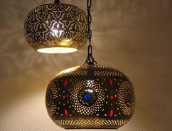Marokkaanse Lampen Goedkoop : Oosterse lampen leenbakker elegant lampen slaapkamer zilver
