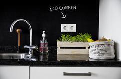 Groot krijtbord keuken luxury ikea keuken hoogglans grijs in groot