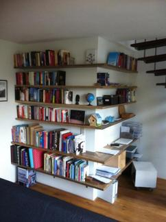 Boekenplank Van Steigerhout.De Leukste Ideeen Over Steigerhouten Boekenplank Vind Je