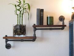 Plank Aan Muur Hangen.De Leukste Ideeen Over Plank Ophangen Vind Je Op Welke Nl