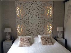 Led sterrenhemel plafond verlichting slaapkamer badkamer