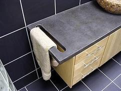 Handdoekrek Voor Badkamer : Design functionele badkamerkast handdoekrek badkamer kast