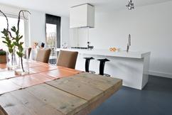 Kookeiland Uitschuifbare Tafel : Cool keuken met kookeiland prijs met uitschuifbare tafel keuken
