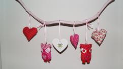 Leuke Slaapkamer Decoraties : Leuke decoratie voor de kinder slaapkamer lieve uiltjes en