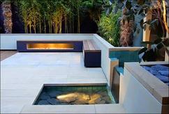 Moderne kubistische woning m