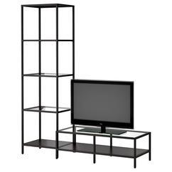 Ikea Tv Meubel Zwartbruin.De Leukste Ideeen Over Tv Meubel Met Ikea Vind Je Op Welke Nl
