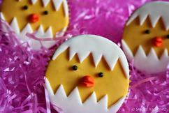 cupcakes versieren pasen